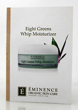 Eminence Eight Greens Whip Moisturizer Sample 0.1 Ounce