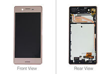 Genuine Sony Xperia X F5121, F5122 Rose LCD Screen & Digitizer - 1302-4799