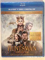 The Huntsman Winter's War (Blu-ray/DVD/ Bilingual)(NEW)