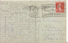 Family History Postcard - Hearn - Enfield - Middlesex - Ref 1723A