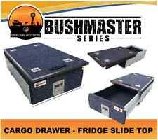 Bushmaster Drawer with Sliding Top - 850mm x 500mm x 275mm - 4wd, 4x4, System