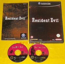 RESIDENT EVIL REBIRTH 1 GameCube Versione Ufficiale Italiana 1ª Edizione • USATO