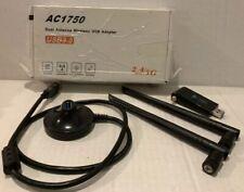 AC1750 Dual Antenna Wireless USB Adapter