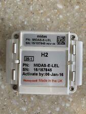 Honeywell Midas-E-Lel H2 Midas Sensor Cartridge. Hydrogen and Methane Sensor