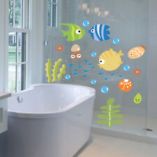 Cute Animal Wall Stickers For Kids Room Decor DIY Art Decal Removable Sticker#