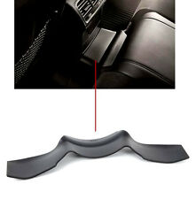 Audi A4 B8 Tunnel Cover Center Rear Console Rubber Pad Rear Seats Black  GENUINE