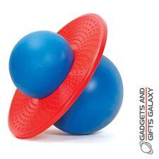 ROCK N HOPPER POGO BALL RETRO 80'S TOY ASS. COLOURS - toys games novelty