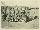 Japan Army old photo Imperial 1942 Pacific War Military Soldier security gun