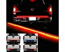 "Waterproof 60"" Tailgate LED Strip Bar Truck Reverse Brake Turn Signal Tail Light"