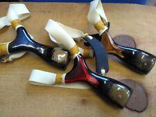 Hirdhawks hhma Birch E OSSO Nitro lacca Catapulta Fionda Made in England