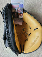 Bob Boone JSA Coa Autograph Pro Model Rawlings Gold Glove Hand Signed