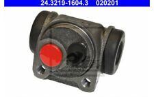 ATE Cilindro de freno rueda PEUGEOT 106 207 CITROEN SAXO AX 24.3219-1604.3