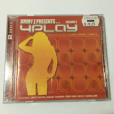 4Play Volume 5 Mixed By Jimmy Z _CD _Good+++.