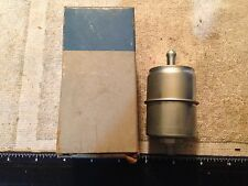 NOS FORD 1962 + FALCON C2DZ-9155-A FUEL FILTER MANY APPLICATIONS