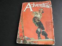 ADVENTURE PULP- Published by Ridgway Company, N. Y.-November 20th,1921 Magazine.