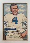 1952 Bowman Large Football Cards 29