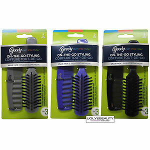 Goody Purse Brush & Comb Set (Item#: 25003)