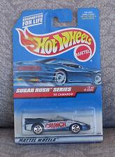 Hot Wheels SUGAR RUSH Series - NESTLE CRUNCH - '95 CAMARO Conv. - Next Day Ship