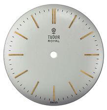 Vintage Original NOS Rolex Tudor Royal Big Rose Wristwatch Dial 195s