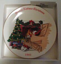 Have a Nabisco Christmas Plate 1995 Fine Ivory China World Wide Line 168/430