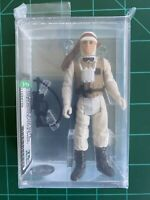 Star Wars Vintage Kenner 1980 HK Luke (Hoth Battle Gear) AFA 75+ Graded Figure