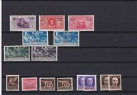 DODECANESE ISLANDS OVERPRINT MOUNTED MINT STAMPS R3217
