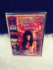 Deer Woman an American Werewolf in London Dvd