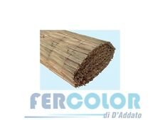 Arelle grass arelle in canna pulita leggere arella privacy 2 x 3 mt