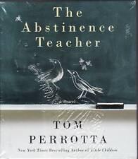 "PERROTTA ""THE ABSTINENCE TEACHER"" 9 CD AUDIOBOOK sealed"