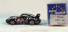 """Euro Modell 1:87 00411 Porsche 993 RS """"Falke"""" (Pa 3618)"""