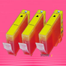3P BCI-3e Y INK CARTRIDGE FOR CANON C7550 MP760 S630