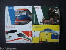 NVPH 2366/69 POSTFRIS TREINEN TRAINS / RAILWAY 2005