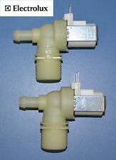 SIMPSON, HOOVER, WESTINGHOUSE HOT/COLD INLET VALVE KIT GENUINE (2 x 360313)