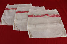 SIMSON Suhl Toolkit atelier Lingettes,Chiffons de nettoyage rôle tissu org. RDA