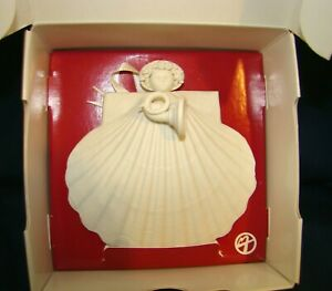 Margaret Furlong Musical Series 1984 Herald Angel ornament w/ Box