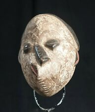 Pende Face Mask, Democratic Republic of Congo, Central African Art