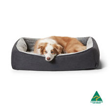 Snooza Luxury Chinchilla Snuggler Orthopaedic Lge Dog Bed Lavender Warmer