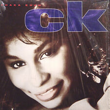 CHAKA KHAN C.K. US Press Warner 1-25707 1988 LP