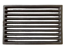 14 x 20 cm, Feuerrost, Kaminrost, Ofenrost,, Ersatzteil, Leda, Gusseisen