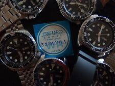 Seiko 320W34GA Crystal Original Parts 6306 6309 7548 NOS Vintage Diver 150m Rare