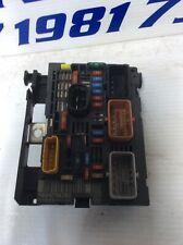 PEUGEOT CITROEN 308 1.6HDI 9664706280 ENGINE BAY SIEMENS BSI UNIT FUSE BOX