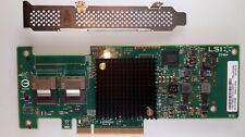 IBM N2115 86C8988 HBA LSI SAS9208-8i SAS SATA3 ADAPTER 8 INT CHAN 6Gb/s WGCX4