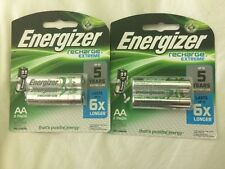 Energizer AA Batteries Rechargeable 4 Pack New  Free Post