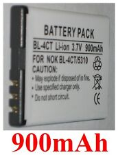 Batterie 900mAh type BL-4CT Pour Nokia 6700s