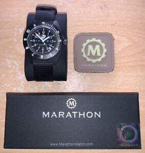 Marathon Navigator US Marine Corps Edition Watch (Swiss Made)