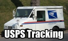 USPS United States Postal Service Tracking Confirmation Number