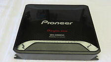USED ONCE PIONEER GM-D8604 4 CHANNEL AMP AMPLIFIER IN PERFECT CONDITION