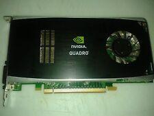 CARTE GRAPHIQUE NVIDIA Quadro FX 1800 PCIe 2.0 x16 768MB GDDR3 SDRAM