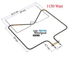 Ignis Whirlpool Resistenza Inferiore Forno 1150 Watt - 481010375734 Modelli AKP