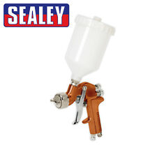 Sealey / Siegen Spray Gun Gravity Feed 1.3mm Suits Water based or Solvent Paint